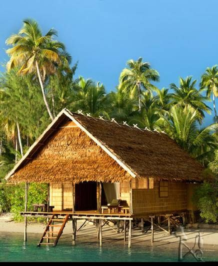 beach bungalow - I want to be right here....right now!