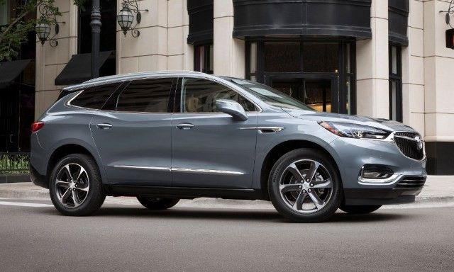 2018 Buick Enclave First Review Buick Enclave Buick Enclave