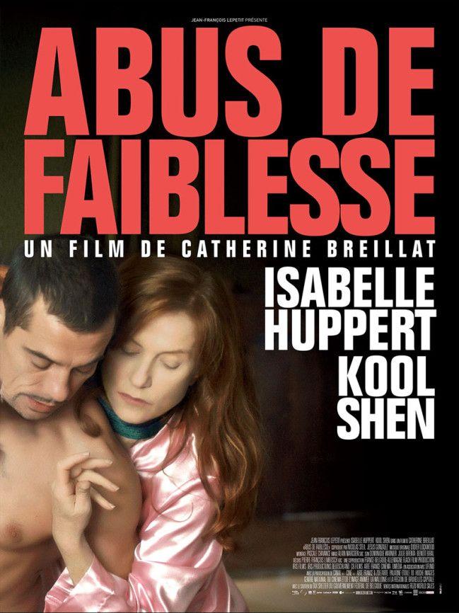 Abus de faiblesse (2014) - Catherine Breillat - Isabelle Huppert, Kool Shen