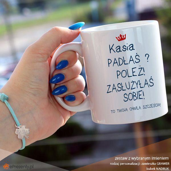 Kubek + bransoletka - zestaw z personalizacją: https://eprezenty.pl/lp/113227