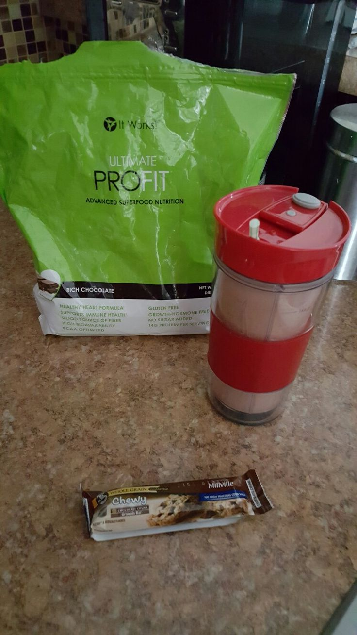 100 calorie shake with 1 gram of sugar or a 90 calorie snack bar? ktlabelle.myitworks.com