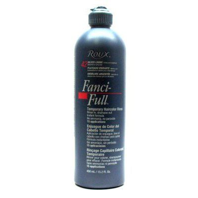 ROUX Fanci-Full Temporary Hair Color Rinse 42 Silver ...