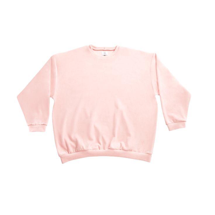 Sweat Shirt |pink|