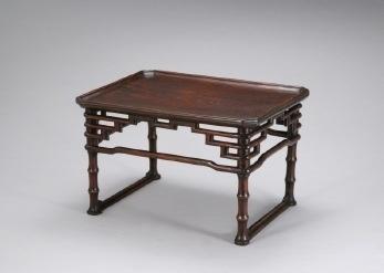 소반 Soban - Korean traditional tray (table) 통영반