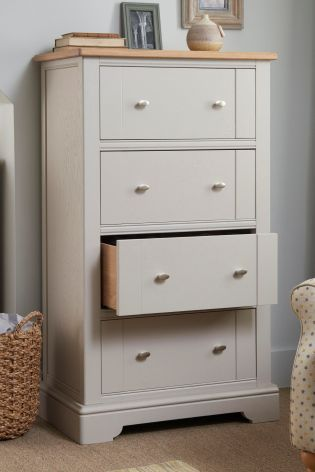 Bedroom Hampton Chest from Next