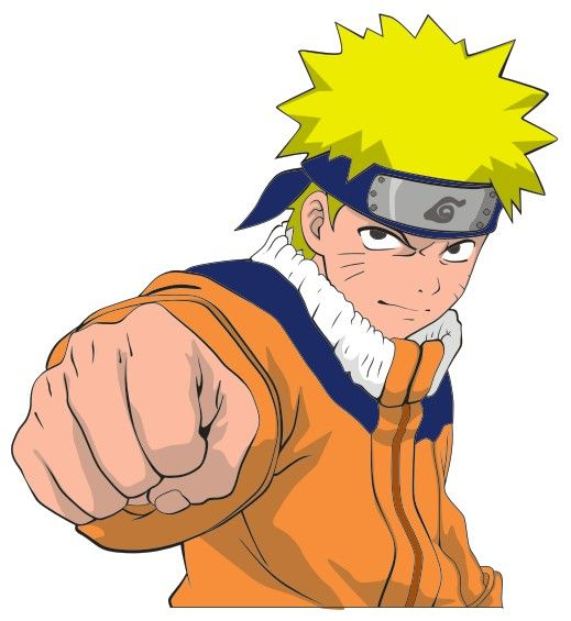 Anime Characters From Naruto : I have an equal amount of love for d and animations