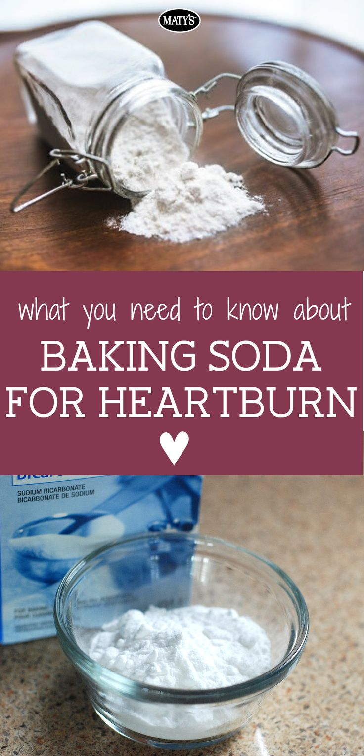 If you have acid indigestion, reflux, or heartburn and are using baking soda as a home remedy, here is everything you need to know.
