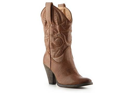 perfect cowgirl boot