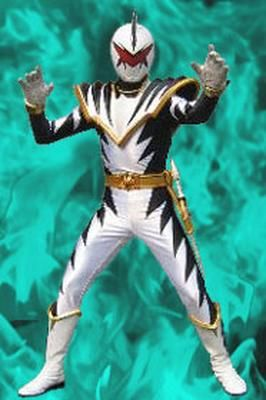 Power Rangers Dino Thunder white Ranger | Power Rangers Dino Thunder White Ranger Trent Pictures to pin on ...