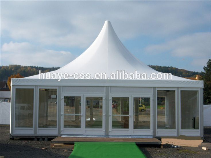 modern design 15x15m big pagoda tent canopy tent for wedding for exhibition trade show wholesale