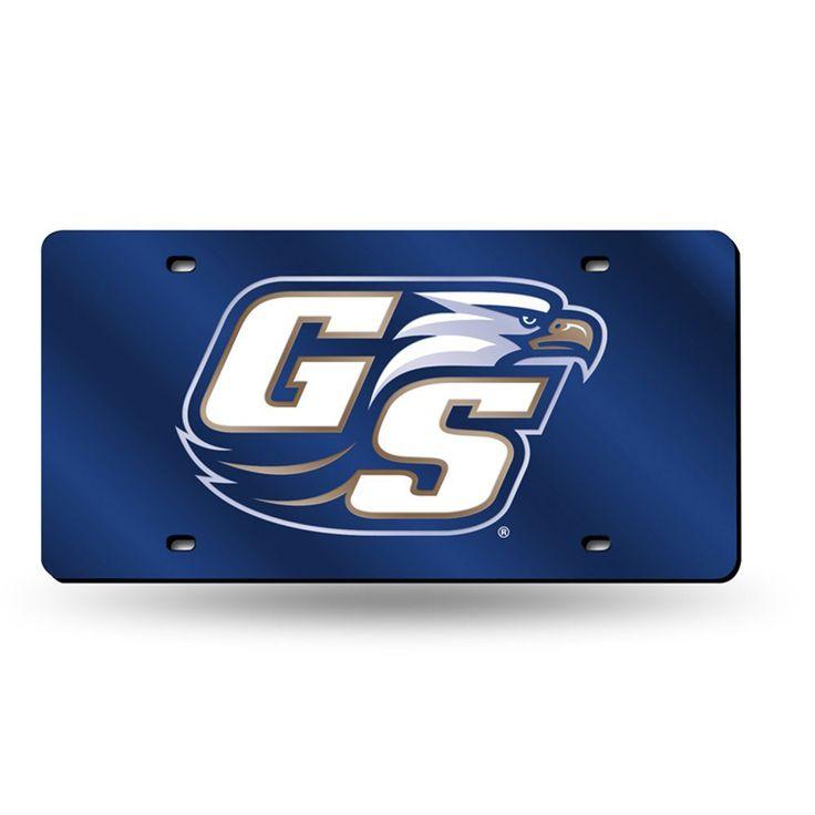 Georgia Southern Eagles NCAA Laser Cut License Plate Tag
