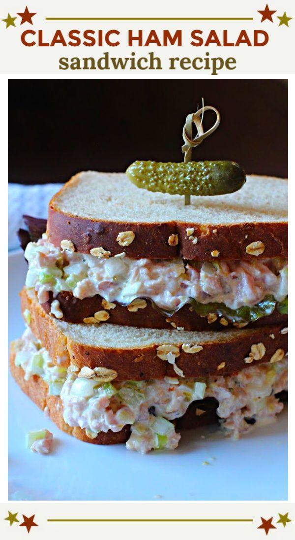 Ham Salad Recipe With Cream Cheese