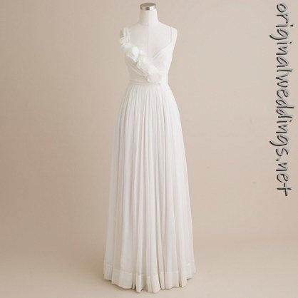 Dune gown for bride #weddings