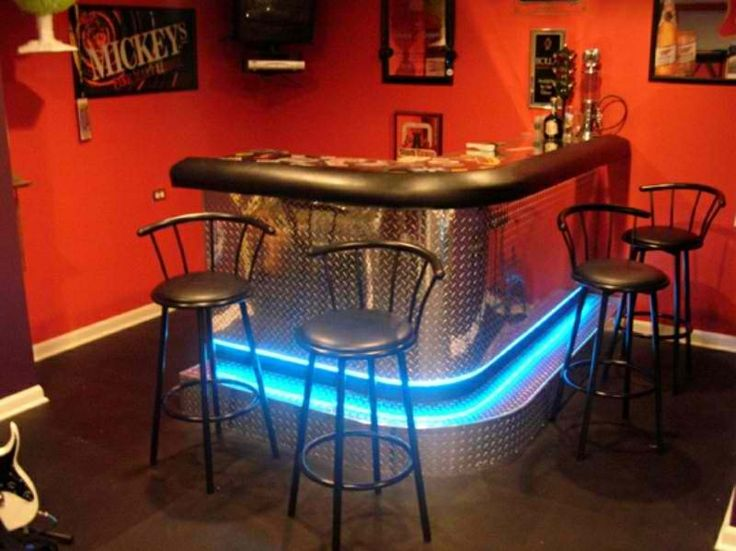 Home Bar Decor, Home Bar