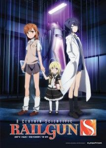 A Certain Scientific Railgun S Part 2 Anime DVD Review