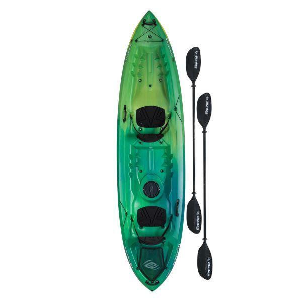 Emotion Sit On Top Kayak 90858 Spitfire 12t Tandem Kayak