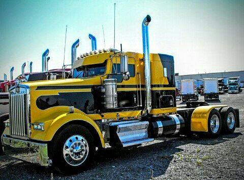 Kenworth custom W900L