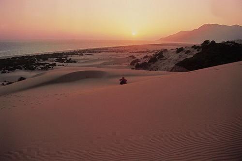Patara Beach -Kas Fethiye TURKEY
