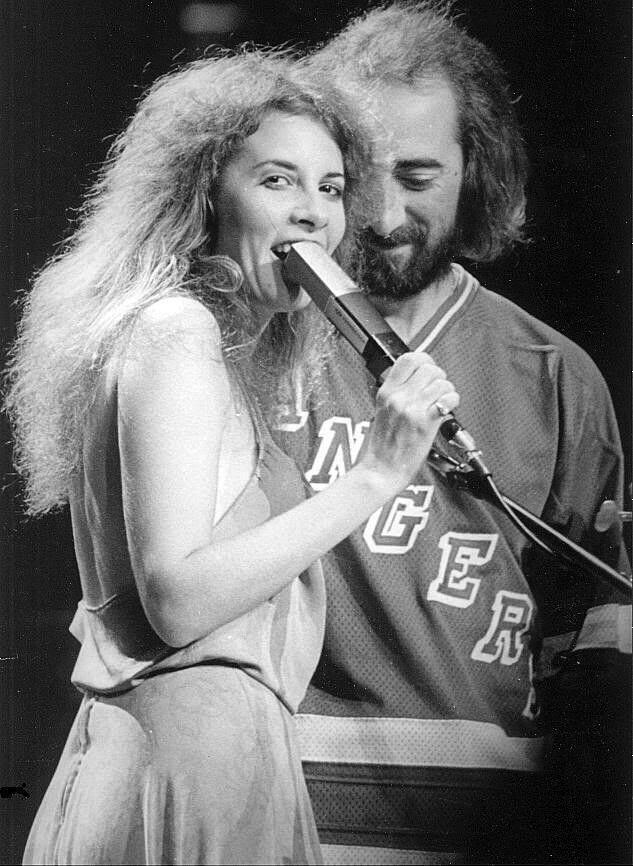 Stevie Nicks and John McVie, Fleetwood Mac