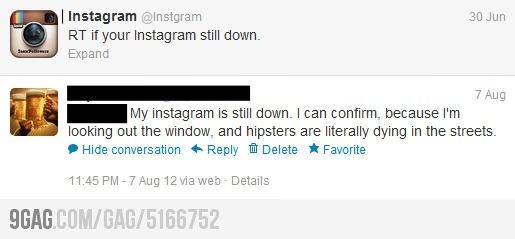 RT if your instagram still down.