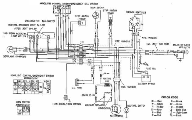 16 Honda Ignition Wiring Diagram In 2020 Electrical Wiring Diagram Diagram Electrical System