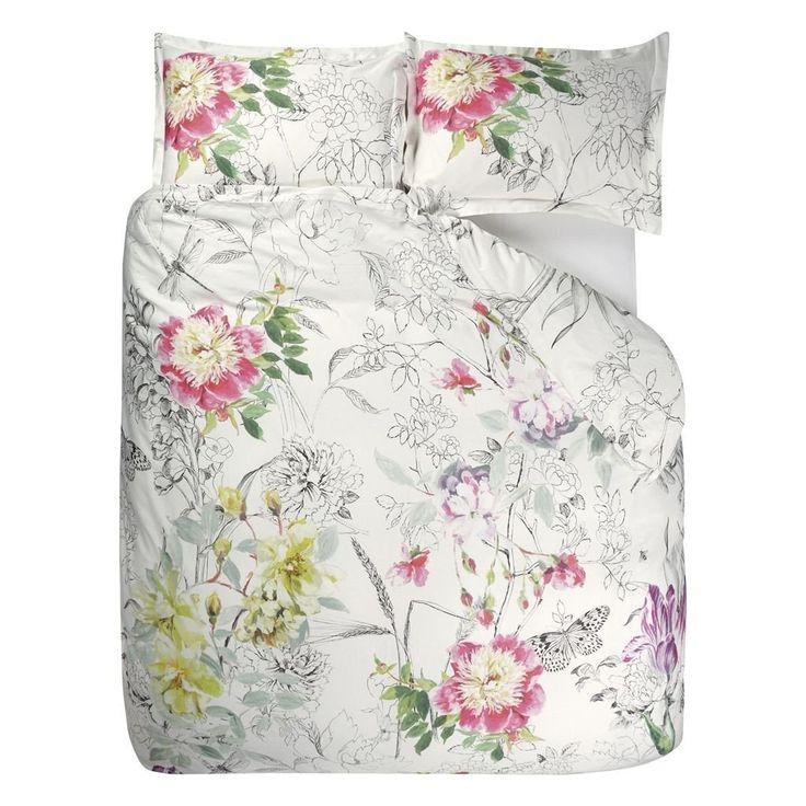 sibylla fuchsia bedding design by designers guild