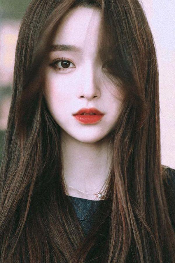 Nhan sắc quá hoàn hảo, cô gái Hàn Quốc được phong danh 'nữ thần'