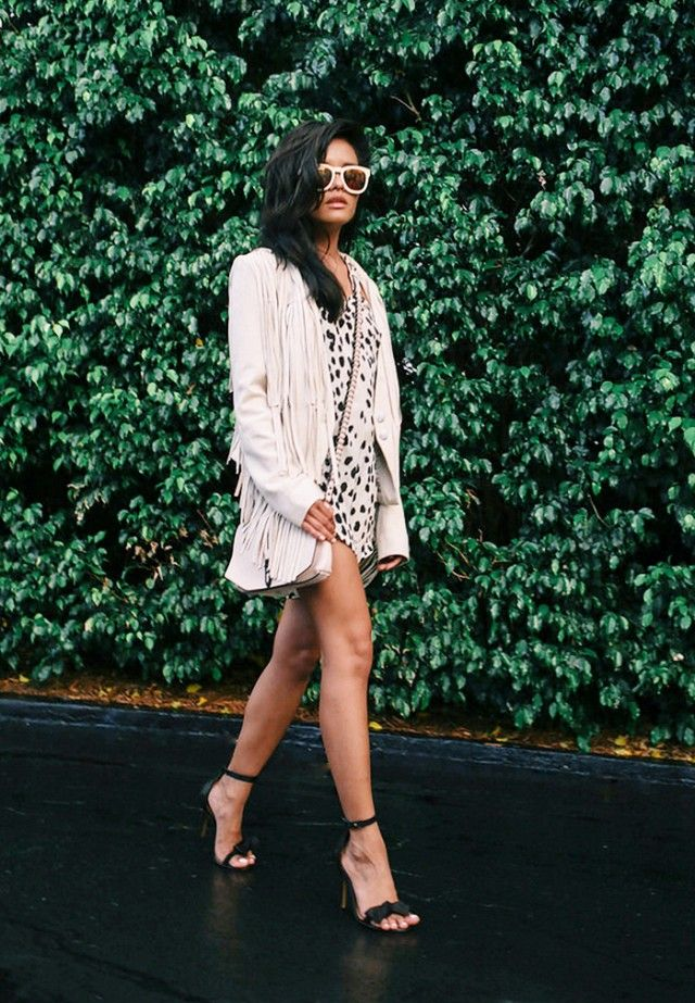 7 Secrets to Mastering California Girl Style via @WhoWhatWear