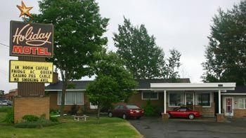 Holiday Motel #algomacountry