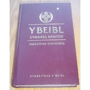 Y Beibl Cymraeg Newydd (New Welsh Bible)   $49.99