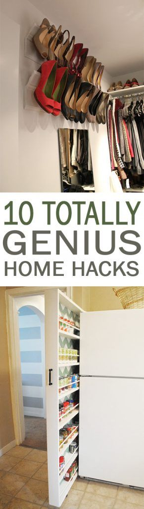 10 Totally Genius Home Hacks - Page 2 of 12 - 101 Days of Organization