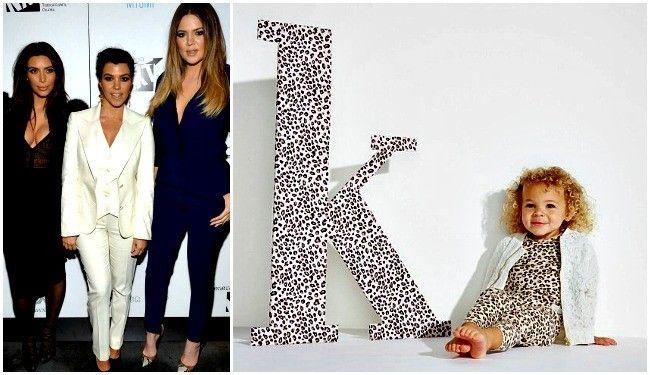 H συλλογή Kardashian Kids είναι γεγονός! Πάρε μια γεύση από τα ρούχα για παιδιά που μας προτείνουν οι διάσημες αδελφές- Πόσο κοστίζουν