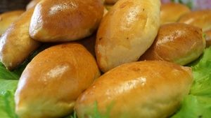 Фото к рецепту: Латышские пирожки. Не черствеют, Воздушные и Невероятно Вкусные!
