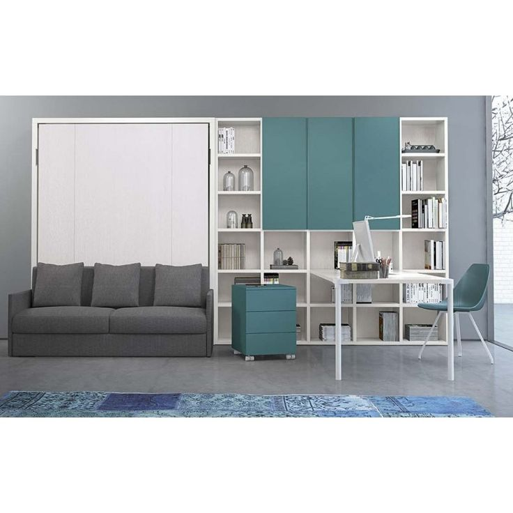 Arredamento home office Dynamic Study #1 - CLEVER.IT
