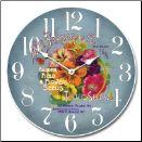 Springs Garden Clock