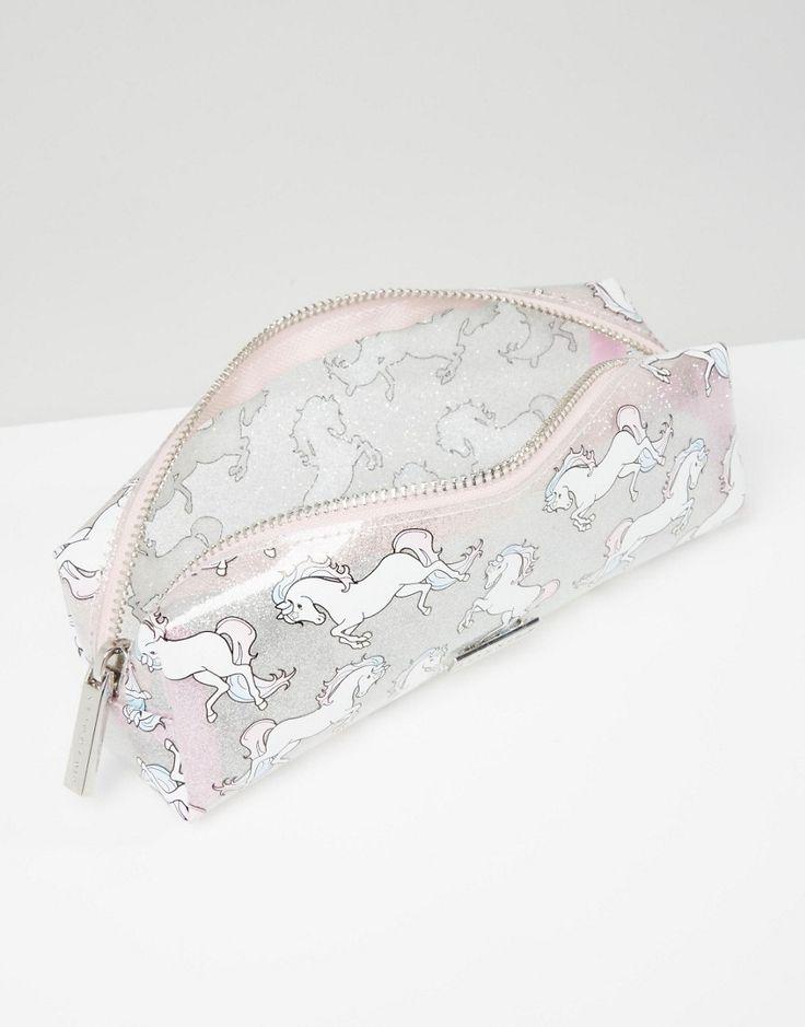 Imagen 4 de Estuche con diseño de unicornio de Skinnydip