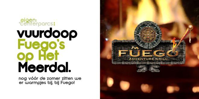 Vuurdoop op Het Meerdal: vóór de zomer komt daar een Fuego's!