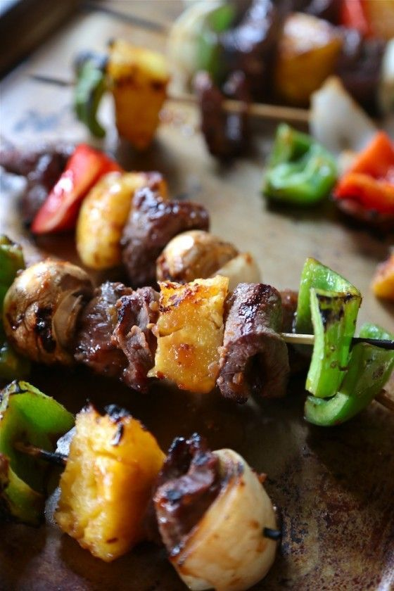 how to cook kabobs on bbq