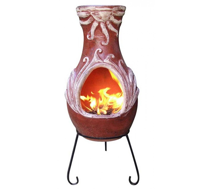 16 Best Clay Chimineas Images On Pinterest