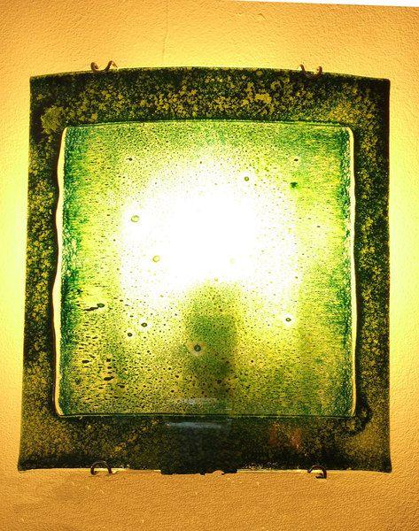 Kinkiet w OHHO GLASS na DaWanda.com