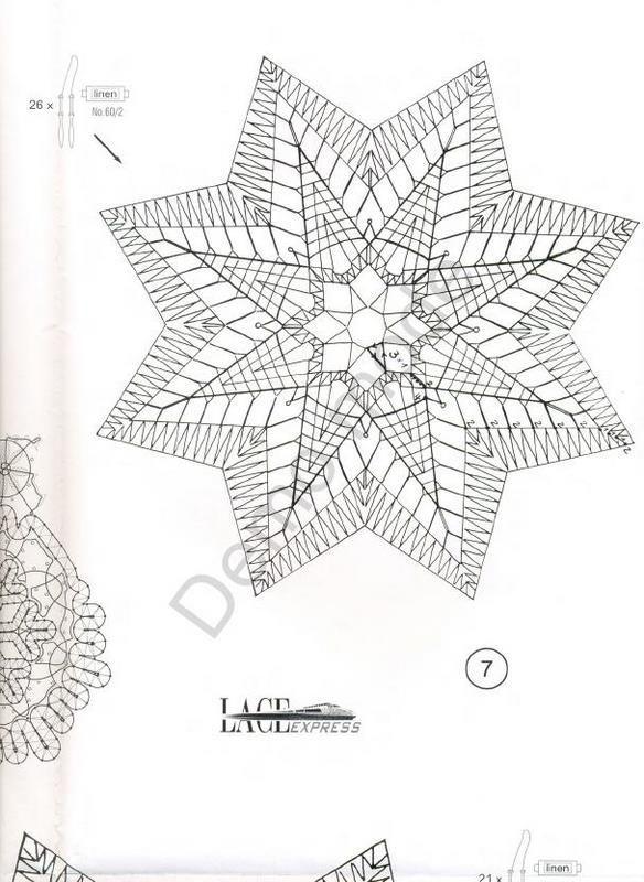 "Журнал ""Lace Express"" 2005 №3"