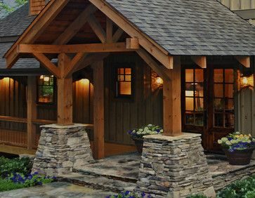 Timberframe Design Ideas Pictures Remodel And Decor In