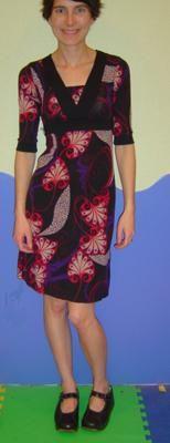 Jalie Sewing Pattern #2793 Empire-Waist Tunic- top / dress