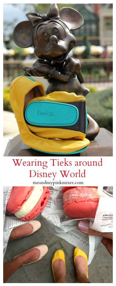 Before I discovered Tieks I tried many different brands of flats, but by the end of the day my feet were blistered or sore. Tieks are the only flats that I can wear all day and night and my feet still feel great!