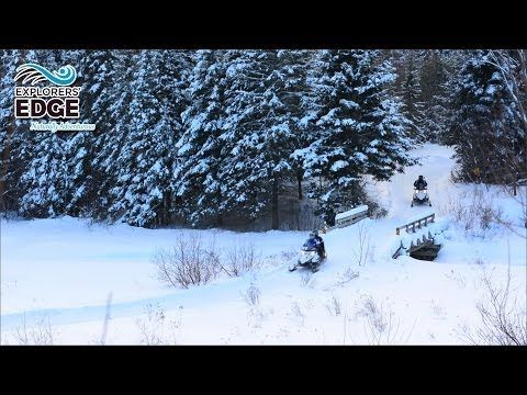 A little North for great Winter Trails