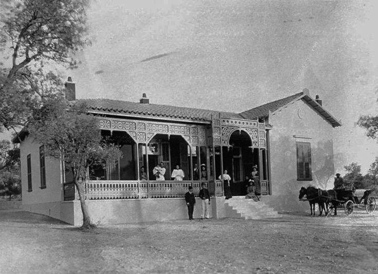 Το σπίτι όπου έζησε ο Μακεδονομάχος Παύλος Μελάς, επί της οδού Τατοΐου 50, που σχεδίασε ο ίδιος. Κτίστηκε το 1894-1897,…
