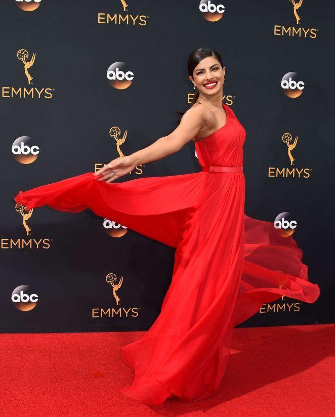 Priyanka Chopra #Emmys2016