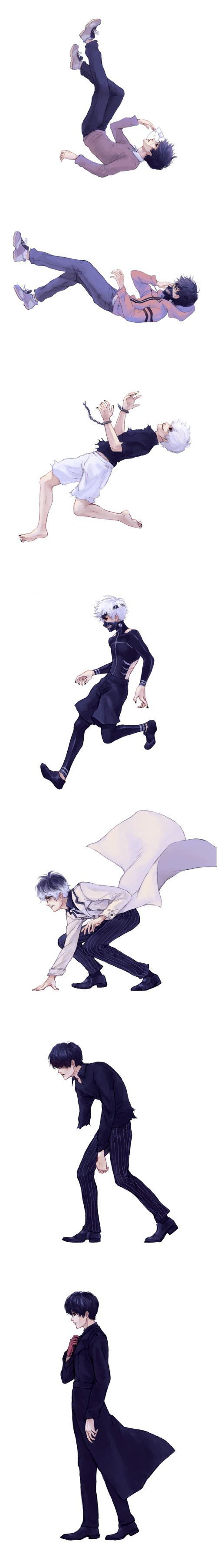 """I am who I need to be"" by iiclipse.tumblr.com/ 