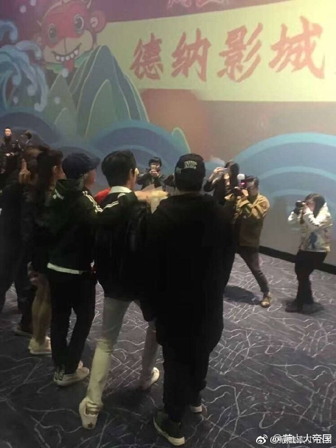 Repost Weibo转发@最喜欢小心了:#林更... 来自新新迷LGXmyluv - 微博