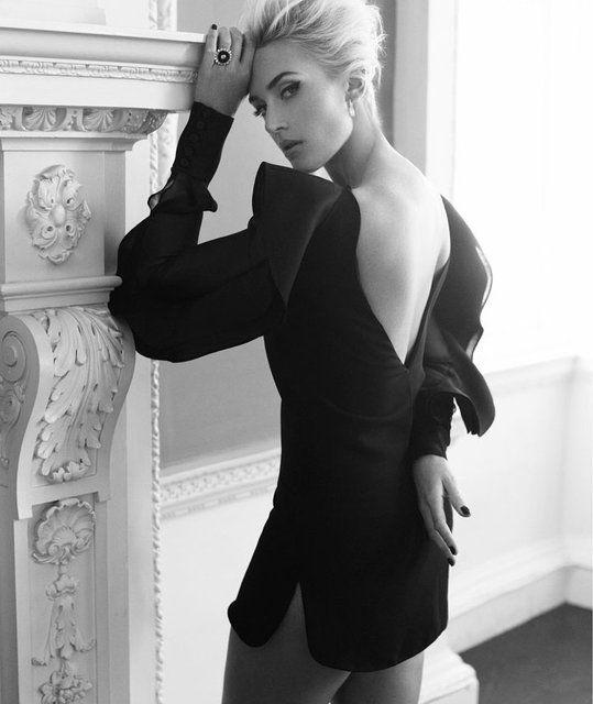 Kate Winslet by Alex Lubomirski